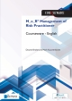 M o R Management of Risk Practitioner Courseware English