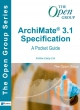 ArchiMate A Pocket Guide