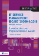 IT Service Management: ISO/IEC 20000 1:2018 - Introduction and Implementation Guide - Second edition