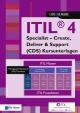 ITIL® 4 Specialist – Create, Deliver & Support (CDS) Kursunterlagen Deutsch