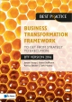 Business Transformation Framework To get from Strategy to Execution