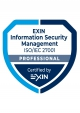 EXIN Information Security Management Professional based on ISO IEC EXAM