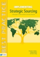 Implementing Strategic Sourcing