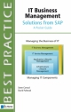 IT Business Management Solutions from SAP A Pocket Guide