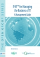 IT IT for Managing the Business of IT A Management Guide