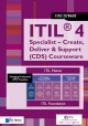 ITIL Specialist Create Deliver Support CDS Courseware