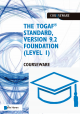 The TOGAF Standard Version Foundation Level Courseware Trainer Material