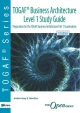 TOGAF Business Architecture Level Study Guide